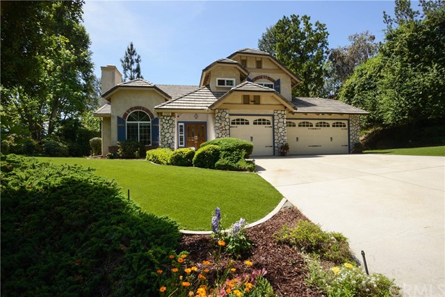 Single Family Home for Sale at 1741 Calle Catalina San Dimas, California 91773 United States