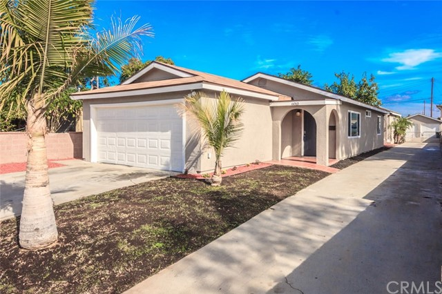Single Family Home for Sale at 6010 Greenwood Avenue Commerce, California 90040 United States