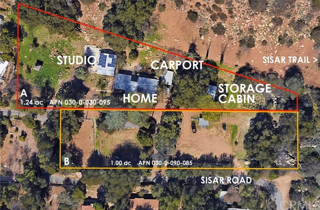 Property for sale at 12712 Sisar Road, Ojai,  CA 93023