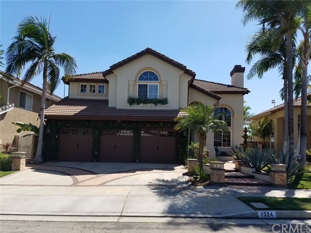 1324 Garten Drive , CA 92870 is listed for sale as MLS Listing OC18221662