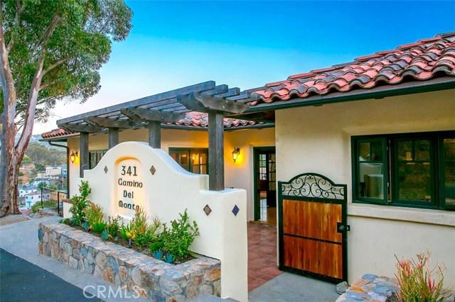 独户住宅 为 销售 在 341 Camino Del Monte 阿瓦隆, 加利福尼亚州 90704 美国