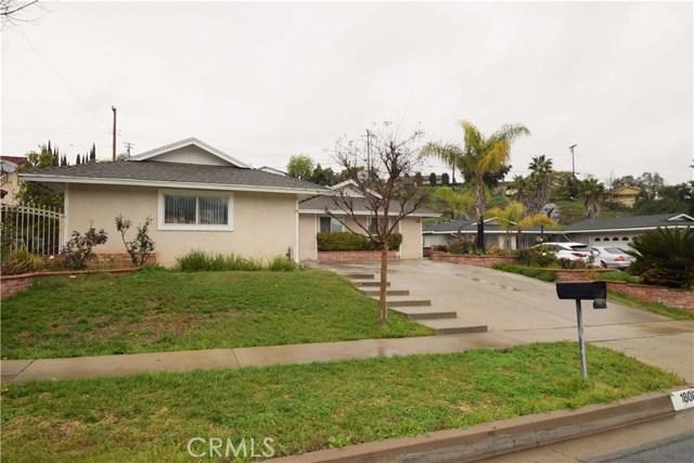 18083 Mescal Street Rowland Heights, CA 91748 - MLS #: CV17109691