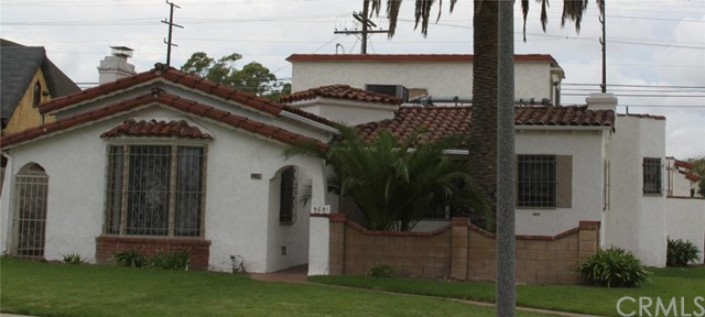 9601 S Hobart Boulev Los Angeles, CA 90047 is listed for sale as MLS Listing CV16096186