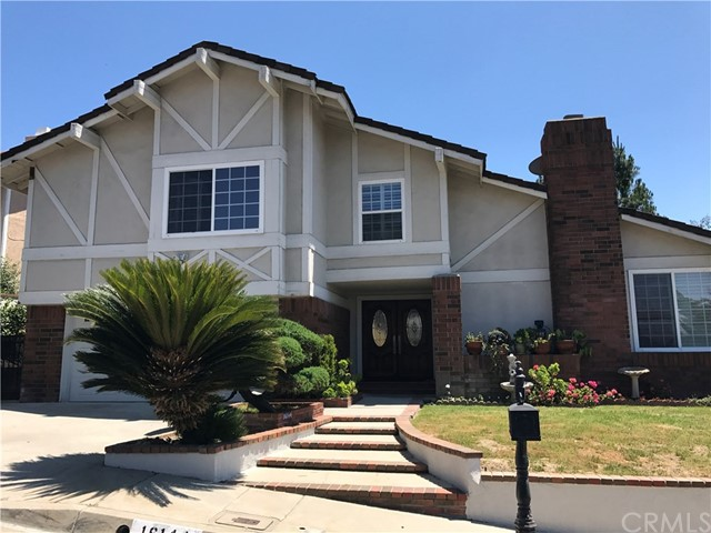 Single Family Home for Sale at 16146 High Tor Drive Hacienda Heights, California 91745 United States