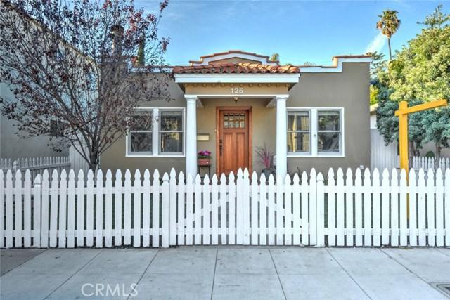 125 Bennett Avenue, Long Beach, CA, 90803