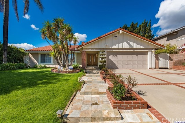 12127 Darby Avenue Northridge, CA 91326 is listed for sale as MLS Listing 318001309