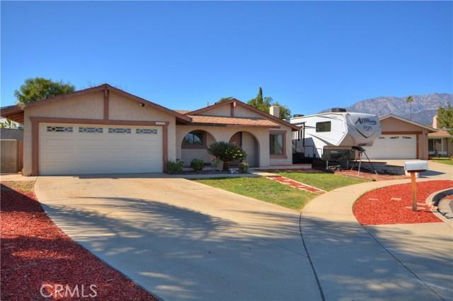 7784 Klusman Avenue, Rancho Cucamonga, CA, 91730