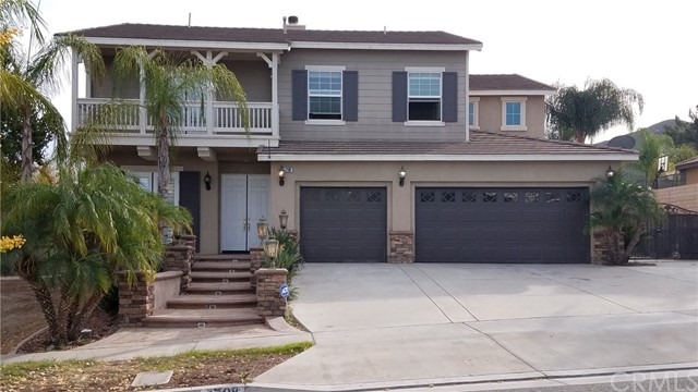 Property for sale at 1708 Paseo Vista Street, Corona,  CA 92881