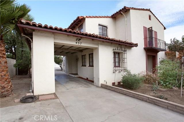Single Family Home for Sale at 457 Batavia Street N Orange, California 92868 United States