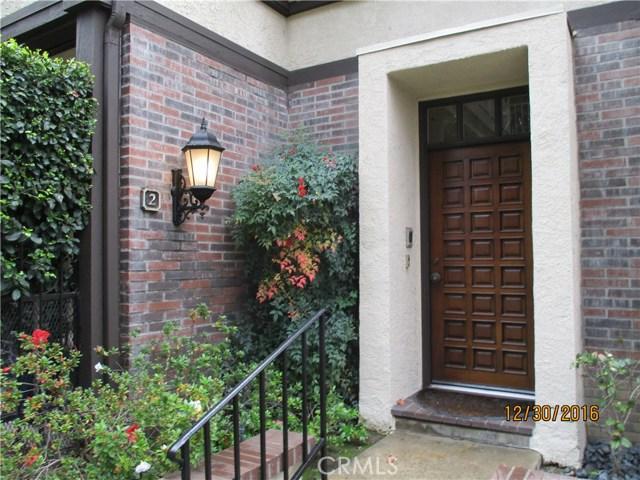 Condominium for Rent at 885 Orange Grove S Pasadena, California 91105 United States