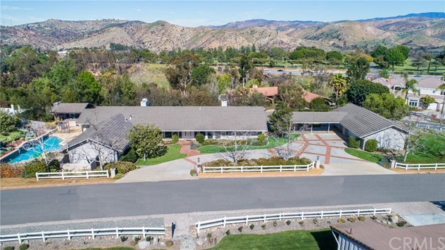 1173 N Ridgeline, Orange, California