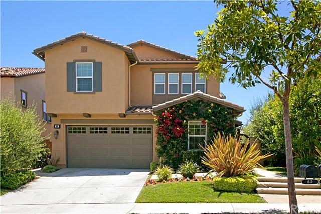 Single Family Home for Sale at 86 Summerland Aliso Viejo, California 92656 United States