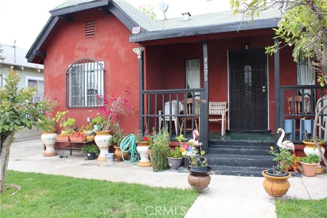 1375 E 33rd Street Los Angeles, CA 90011 - MLS #: DW18127956