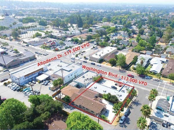 2487 Washington Boulevard, Pasadena, CA, 91104