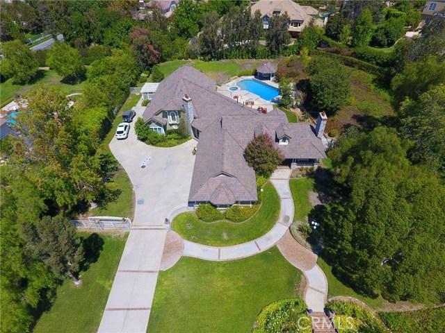 Single Family Home for Sale at 20645 Mirkwood Run Yorba Linda, California 92886 United States
