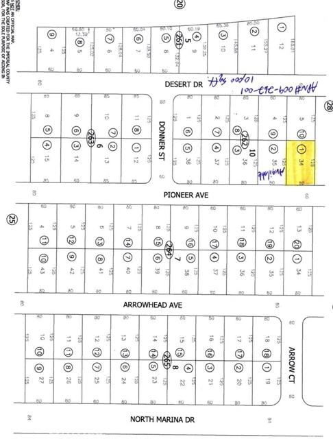 2629 Pioneer Avenue Salton City, CA 92275 - MLS #: 218012298DA