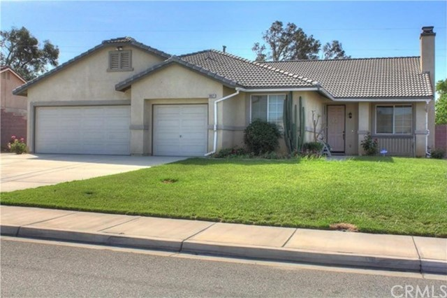 Single Family Home for Sale at 18921 Paso Fino Street Bloomington, California 92316 United States