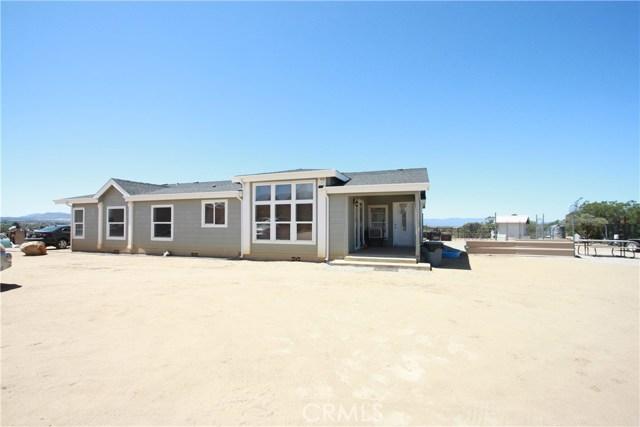 Single Family Home for Sale at 52725 Ceccarelli Road Anza, California 92539 United States