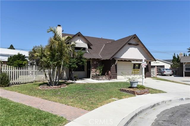 Single Family Home for Sale at 17502 Thornlake Avenue Artesia, California 90701 United States