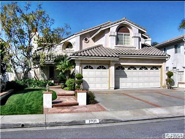 Single Family Home for Rent at 7721 East Margaret St Anaheim Hills, California 92808 United States