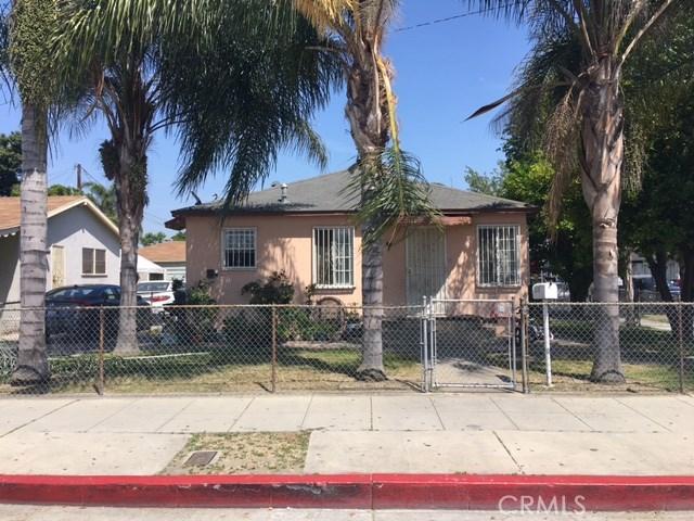 Single Family for Sale at 11376 Duncan Avenue Lynwood, California 90262 United States