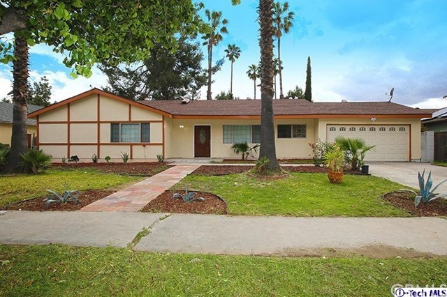 Single Family Home for Sale at 10668 Kurt Street Lakeview Terrace, California 91342 United States