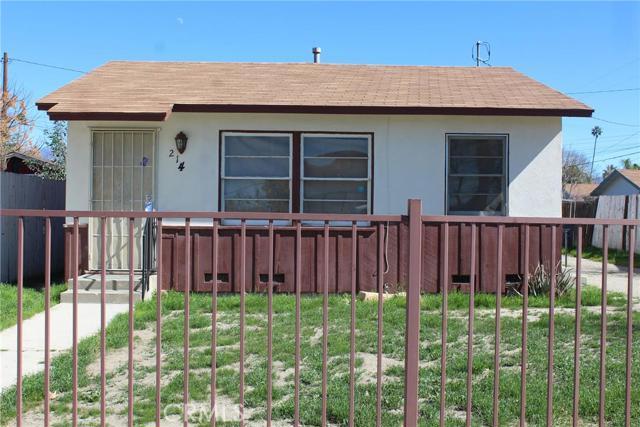 214 S Ramona Street Hemet, CA 92543 is listed for sale as MLS Listing IV16031382