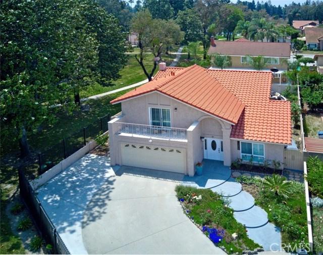 独户住宅 为 销售 在 12458 SUNNYCREEK Lane Cerritos, 加利福尼亚州 90703 美国