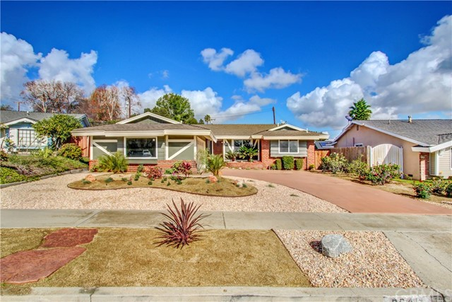 Single Family Home for Sale at 2641 Woodbrier Drive La Habra, California 90631 United States
