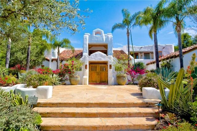 Single Family Home for Rent at 23212 Pradera Road Coto De Caza, California 92679 United States