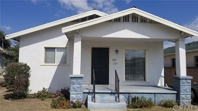 1527 W 66th Street , CA 90047 is listed for sale as MLS Listing IN17220901