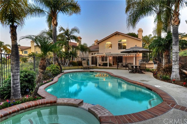 One of Anaheim Hills 5 Bedroom Homes for Sale at 1061 S Patrick Way