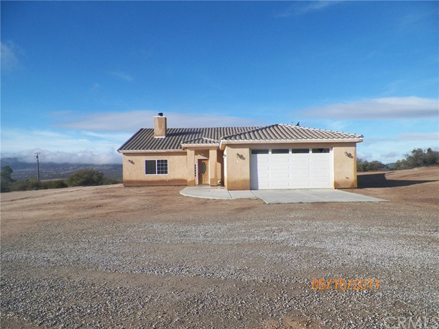 Single Family Home for Sale at 59340 Roger Lane Anza, California 92539 United States