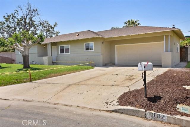1082 N Olive Avenue Rialto, CA 92376 - MLS #: CV18137148