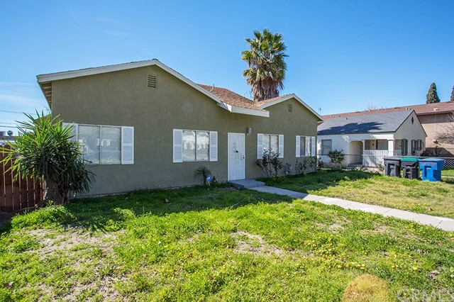 Single Family Home for Sale at 347 23rd Street W San Bernardino, California 92405 United States