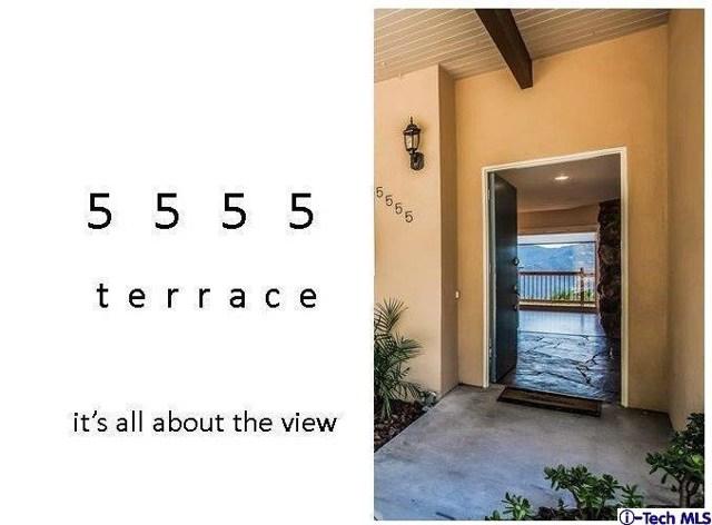 5555 Terrace Drive, La Crescenta, CA 91214
