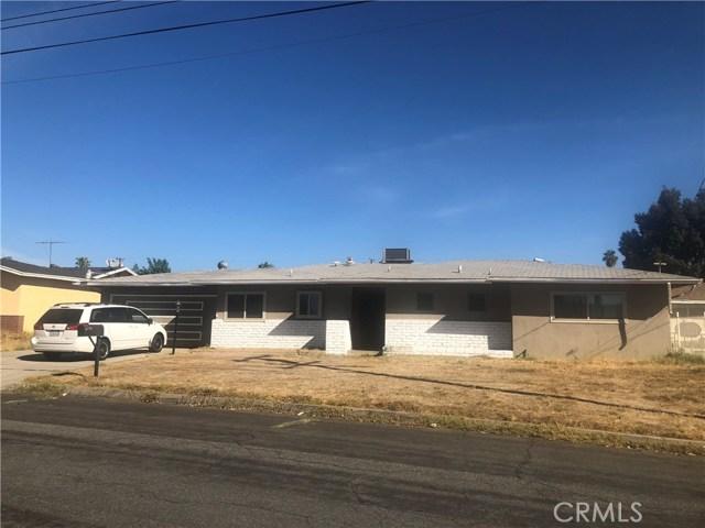 206 E Rosewood Street Rialto, CA 92376 - MLS #: CV18236472