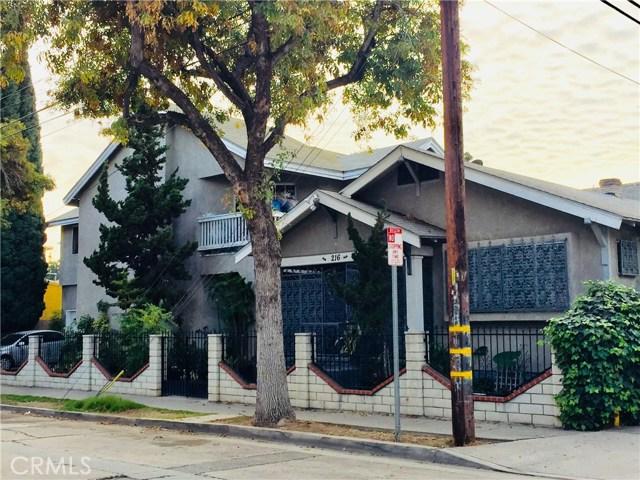 216 Halladay Street, Santa Ana, CA, 92701