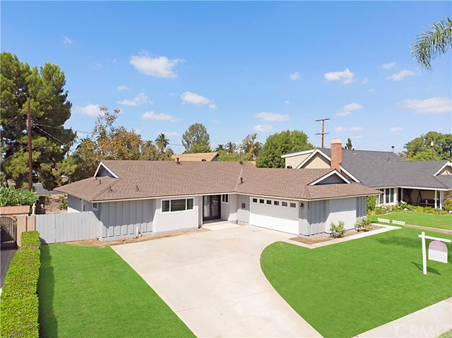 1307 Cypress Point Drive, Placentia, California