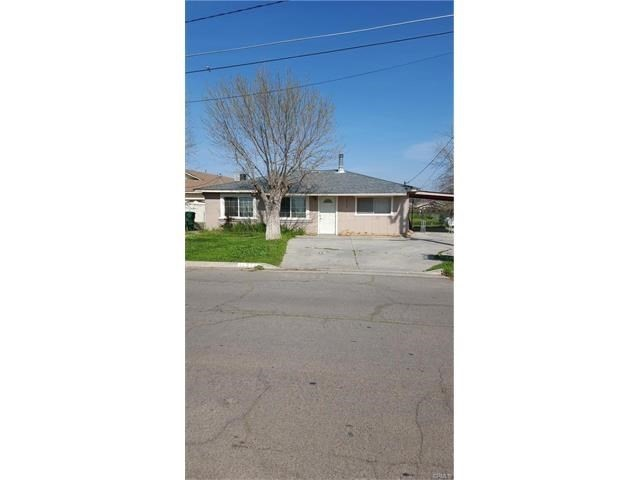 Single Family Home for Sale at 12856 Mc Dowell Street Le Grand, California 95333 United States