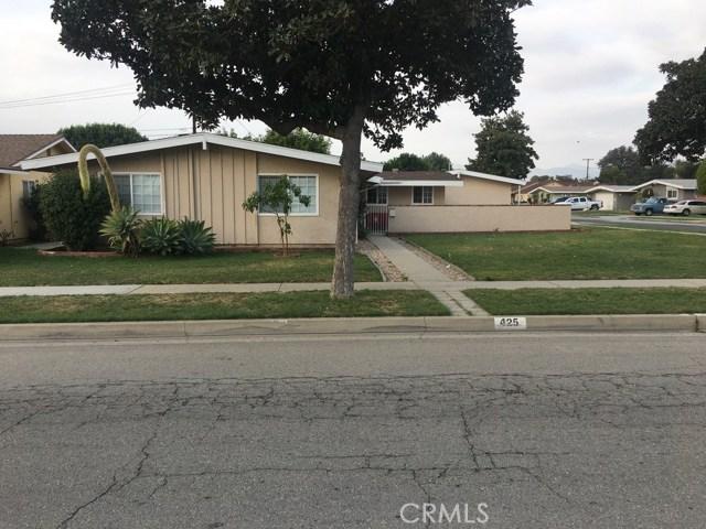 425 W Rowland Street Covina, CA 91723 - MLS #: CV18032644