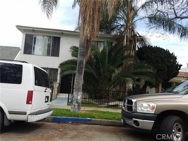 Single Family for Sale at 2046 Cedar Avenue Long Beach, California 90806 United States