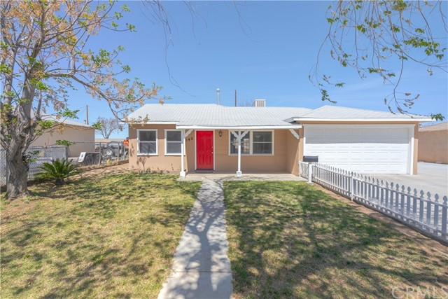 145 Pictorial Street Palmdale CA 93550