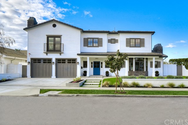1801 Port Stanhope Place - Newport Beach, California