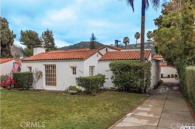 1406 E Mountain Street, Glendale, CA 91207