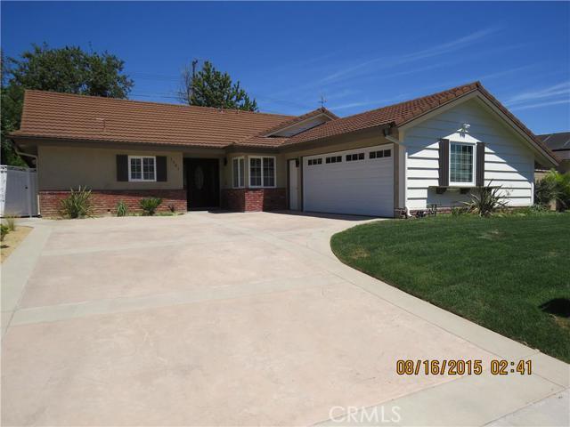 Single Family Home for Sale at 1381 Brass Lantern St La Habra, California 90631 United States