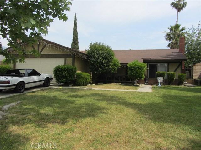 Single Family Home for Sale at 4365 Melborne Road San Bernardino, California 92407 United States