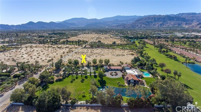 4.23 Acres Vista Del Sol - Rancho Mirage, California
