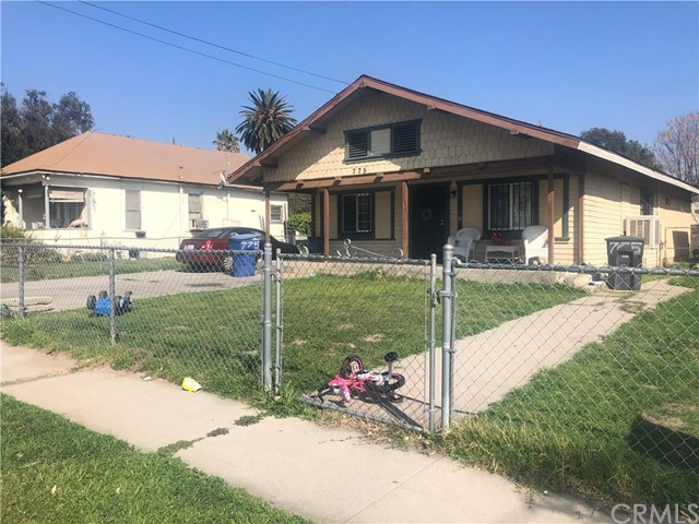 775 Pershing Avenue San Bernardino CA 92401