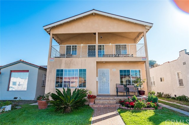 Single Family Home for Sale at 6612 3rd Avenue 6612 3rd Avenue Los Angeles, California 90043 United States